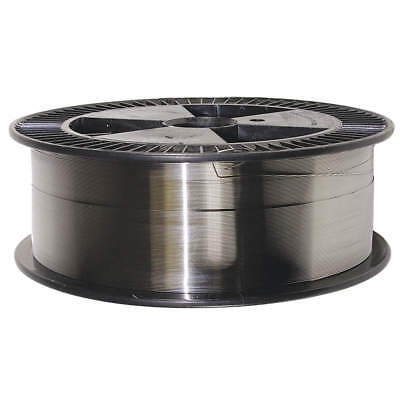 "WESTWARD 30 lb. Stainless Steel Spool MIG Welding Wire 0.035"" D ER308L AWS Class"
