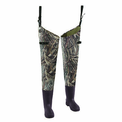 ALLEN CASES 11849  Dillon 2Ply Camo Hip Wader Sz 9,Max-5