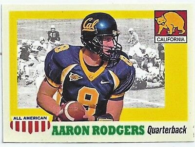 Aaron Rodgers College Ucla Aceo Art Card ##combined Shipping##