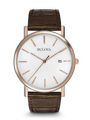 Bulova Men's Classic Collection Model# 98H51