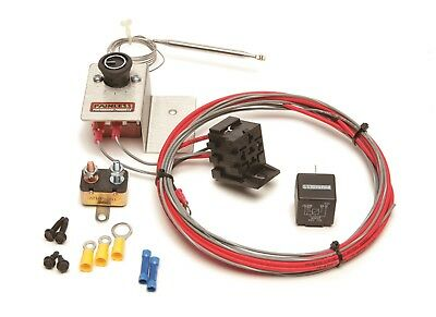 Painless Wiring 30104 Adjustable Electric Fan Thermostat Kit