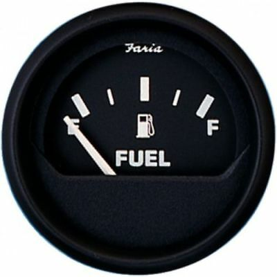 Faria Fuel Gauge Euro Black ( 12801 )