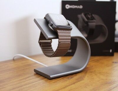 Nomad | Charging Stand For Apple Watch sealed in box.