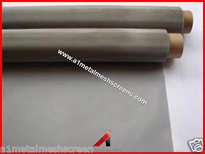 Stainless Steel Woven Wire Mesh 325 mesh