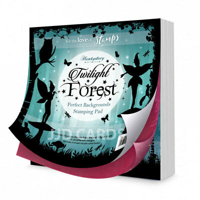 Hunkydory - Twilight Forest - Perfect Backgrounds Stamping Pad - PBSP110