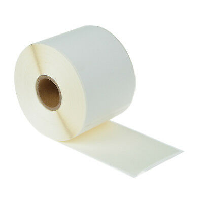 """Large White Shipping Labels Compatible For Dymo 30256 300 per roll 2-5/16"""" x 4"""""""