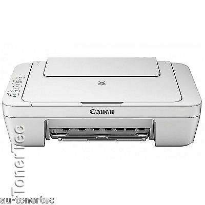 Canon PIXMA MG2560 3-in-1 Colour Inkjet MFP USB Printer /w PG645/CL646