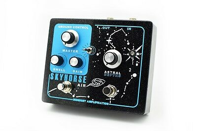 Midnight Amplification Devices - Skyhorse Air Reverb Guitar Pedal