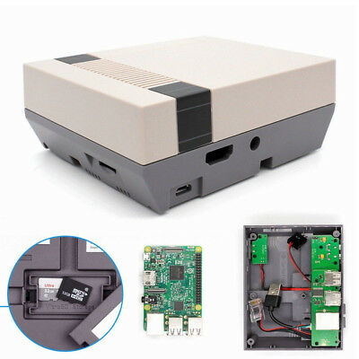 Mini Nes Nespi Case Designed For Raspberry Pi 3 2 and B  Seller Retro Game