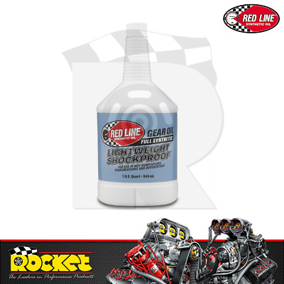 Redline Lightweight Shock Proof Gear Oil (946ml) - RED58404