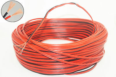 22AWG 0.3mm² 2 Pin extension cable wire for single colour LED strip lights