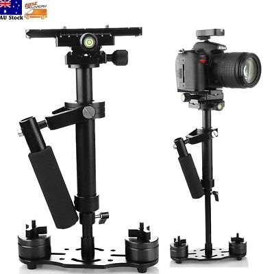 S40 Handheld Camera Steady Stabilizer Steadicam For Sony DV DSLR Video Camcorder