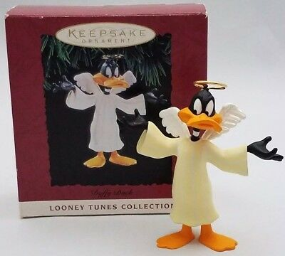 Looney Tunes Daffy Duck Hallmark Keepsake Ornament 1994