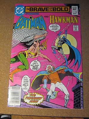 Brave and the Bold #186 DC May 1982 Batman and Hawkman