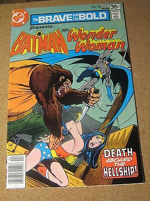 Brave and the Bold #140 DC April 1978 Batman and Wonder Woman