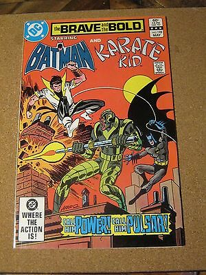 Brave and the Bold #198 May 1983 Batman and Karate Kid - DC