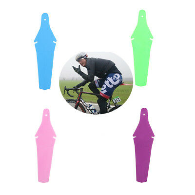 Hot Bicycle Extended Rear Ass Fender Saddle Clip Mudguards Road MTB Saver Tool