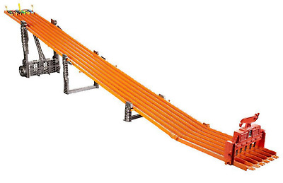 Hot Wheels Super 6 Lane Raceway Playset