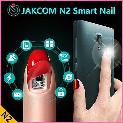 JAKCOM N2 Smart Nail with Flash LED Simulat IC card Connect Phone Smart Manicure