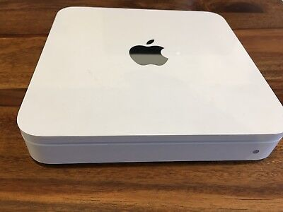 apple time capsule a1355 manual