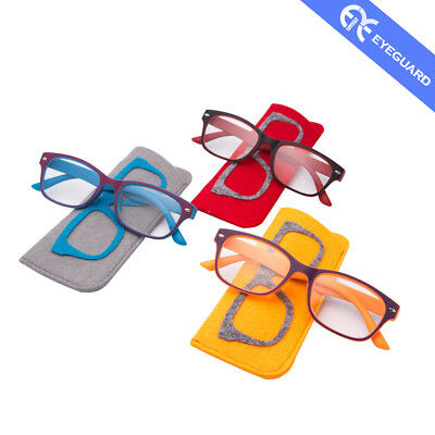 Reading Glasses Women Readers Lightweight PC Rectangle frame Stylish 3 Pairs