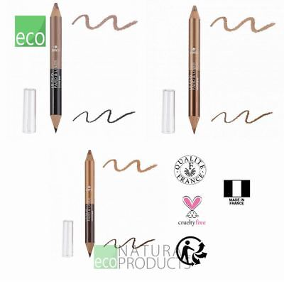 Avril Organic 2-in-1 Eyeshadow & Liner Pencil