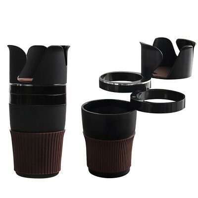 5 in 1 Multifunction Car Drinks Cup Bottle Can Holder Stand Mugs For Hydro Flask