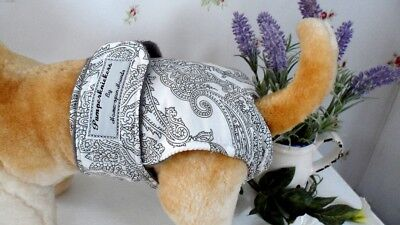 Pumperknickers Deluxe Dog Pants nappy. In season/ Incontinence.