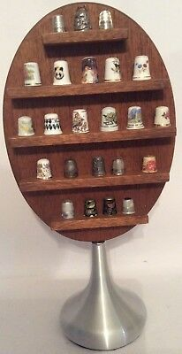 Vintage Thimble Collection