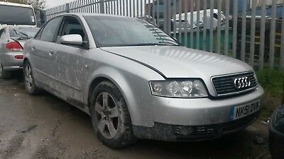 Audi A4 Tdi Sport 2001 1.9 diesel breaking for spare parts AWX