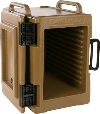New 6-Pan Capacity Carlisle Cateraide IT End Loading Insulated Food Pan Carrier