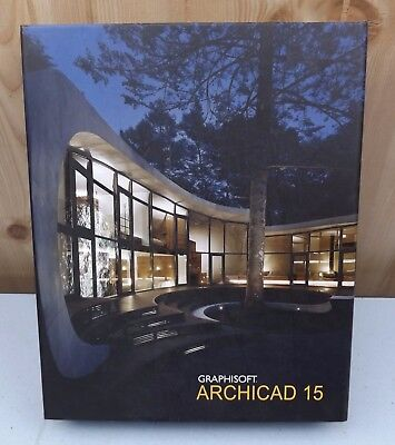 Graphisoft ArchiCAD 15 Software