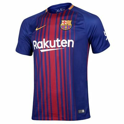 Fc Barcelona 17/18 Home Shirt With Shorts