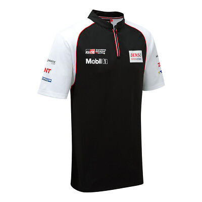 Toyota Racing WEC Team Polo Shirt Mens Top S M L XL XXL XXXL