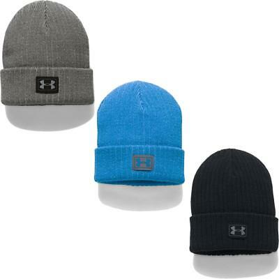 Under Armour Junior Truck Stop Beanie Hat - Warm Assorted Colours