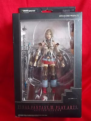 "NEW! FINAL FANTASY Xll ASHE 8"" 20cm Square Enix FIGURE Play Arts / UK DESPATCH"