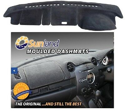 Dash Mat Moulded Black for Isuzu D-MAX LS-U LS Dashmat 07/12 On Lift Up Dash