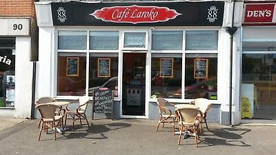 Business for sale Cafe Takeway Bournemouth Dorset