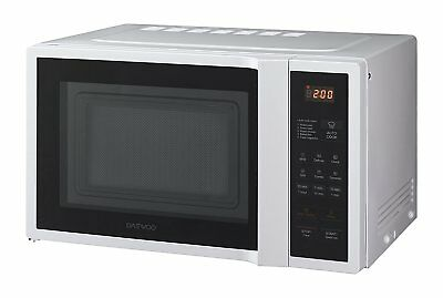 Daewoo Combination Microwave Oven 28 L, 900 W - White - KOC9Q1T