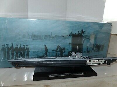 HX08 Atlas DeAgostini 1/350 Scale Submarine German Germany U Boat U214 1943 WWII