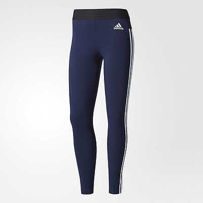 Adidas Leggings TIGHT ESSENTIALS 3-STRIPES Donna Blu BR2578-2578