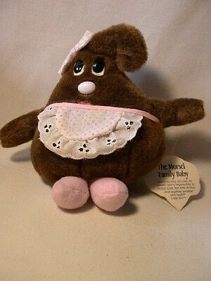 Nestles The Morsel Family Baby  Lil Bits   Plush Stuffed Animal