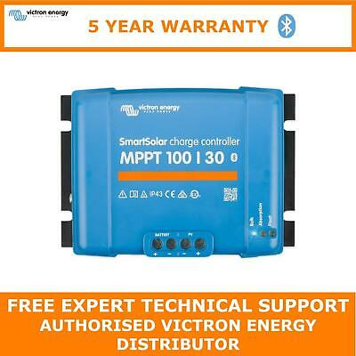 Victron Energy SmartSolar MPPT 100/30 30 Amp Bluetooth Inside Free Delivery