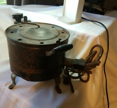 Antique Corn Popper Excel Electric circa 1920's USA