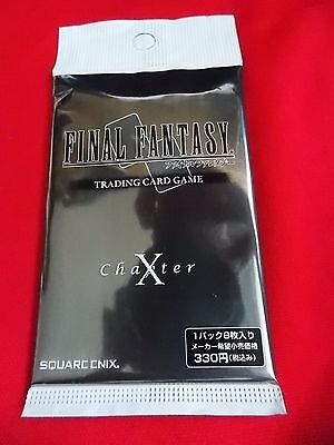 NEW! FINAL FANTASY CHAPTER X TRADING CARDS / 8 cards pack SQUARE ENIX / UK DSP