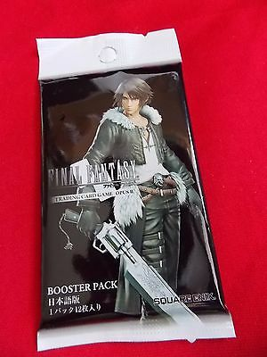 NEW! FINAL FANTASY OPUS ll TRADING CARDS Japan ver. / 12 cards pack SQUARE ENIX