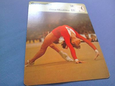 Elena Moukhina new Gymnastics legend sportscard