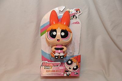 "The Powderpuff Girls ""Blossom-Belle"" Action Eyes Doll. New"