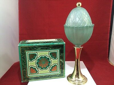 Avon  1967  Regence  Perfumed  Candle  Container