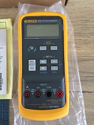 Fluke 715 process calibrator